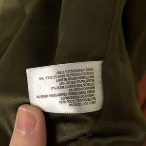 Old Navy Jackets & Coats - Military-Style Wool Winter Coat